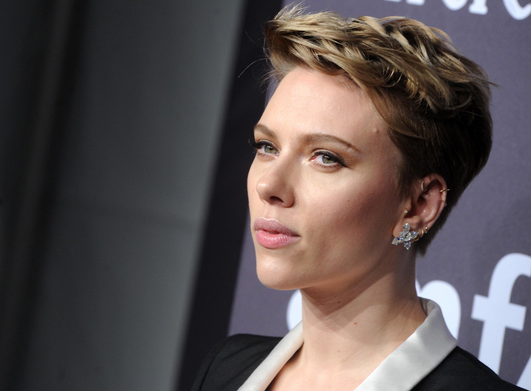 Scarlett Johansson, se sincera durante su entrevista para 'Playboy'