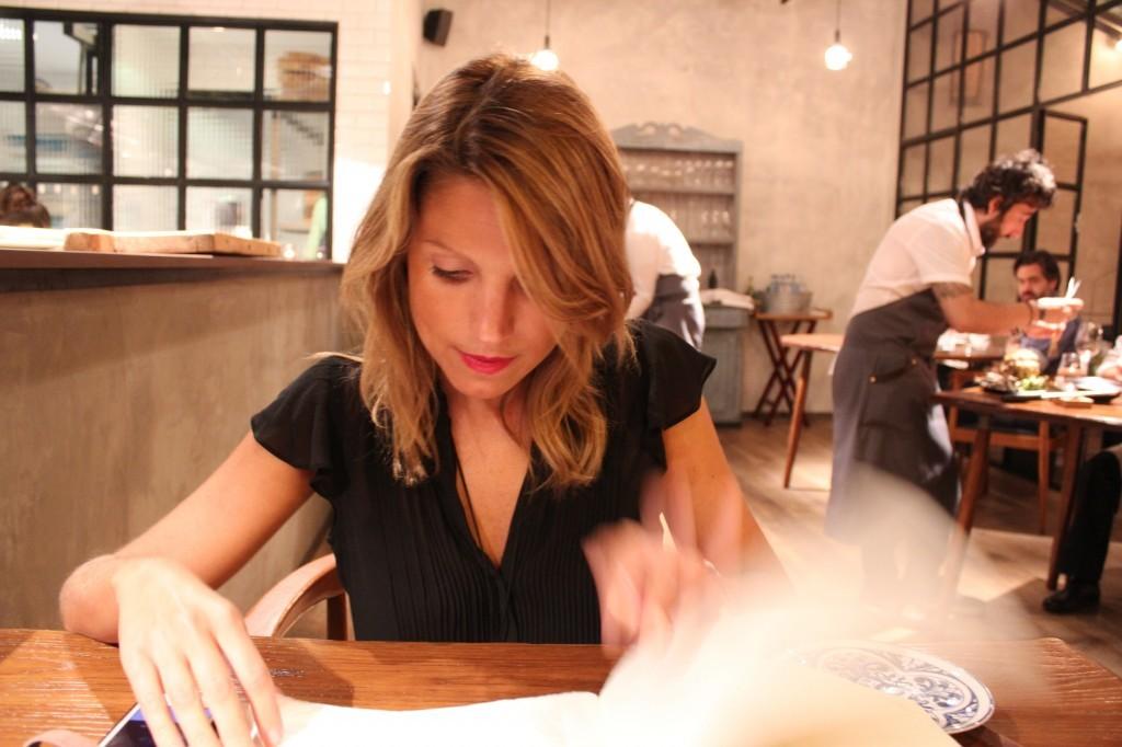 Mapi Hermida, artífice del blog 'La Gastrónoma'.