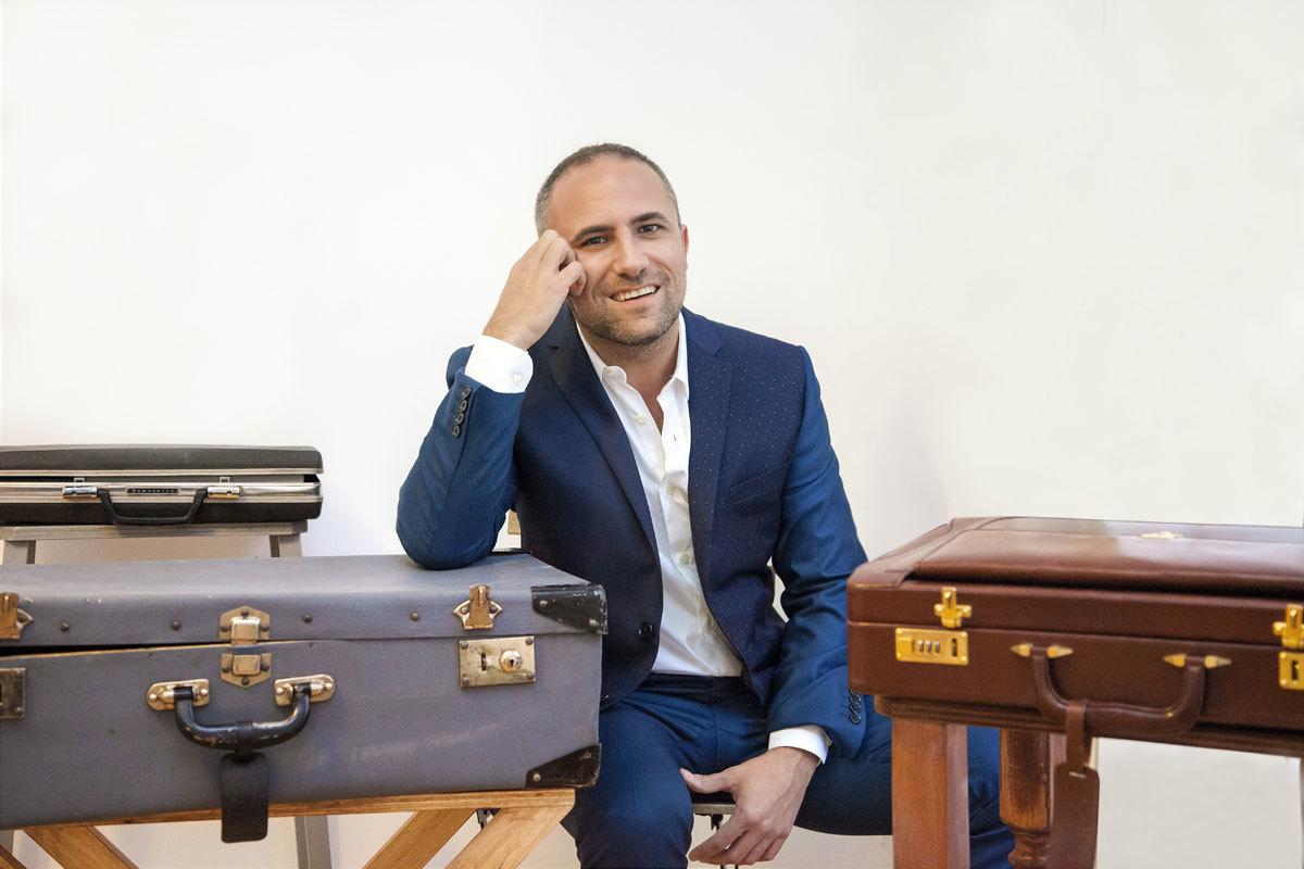 Pelayo Pintado, director de 'Idónea'.