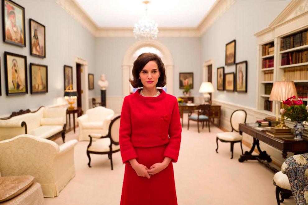 'Jackie' se estrena el viernes 17 de febrero.