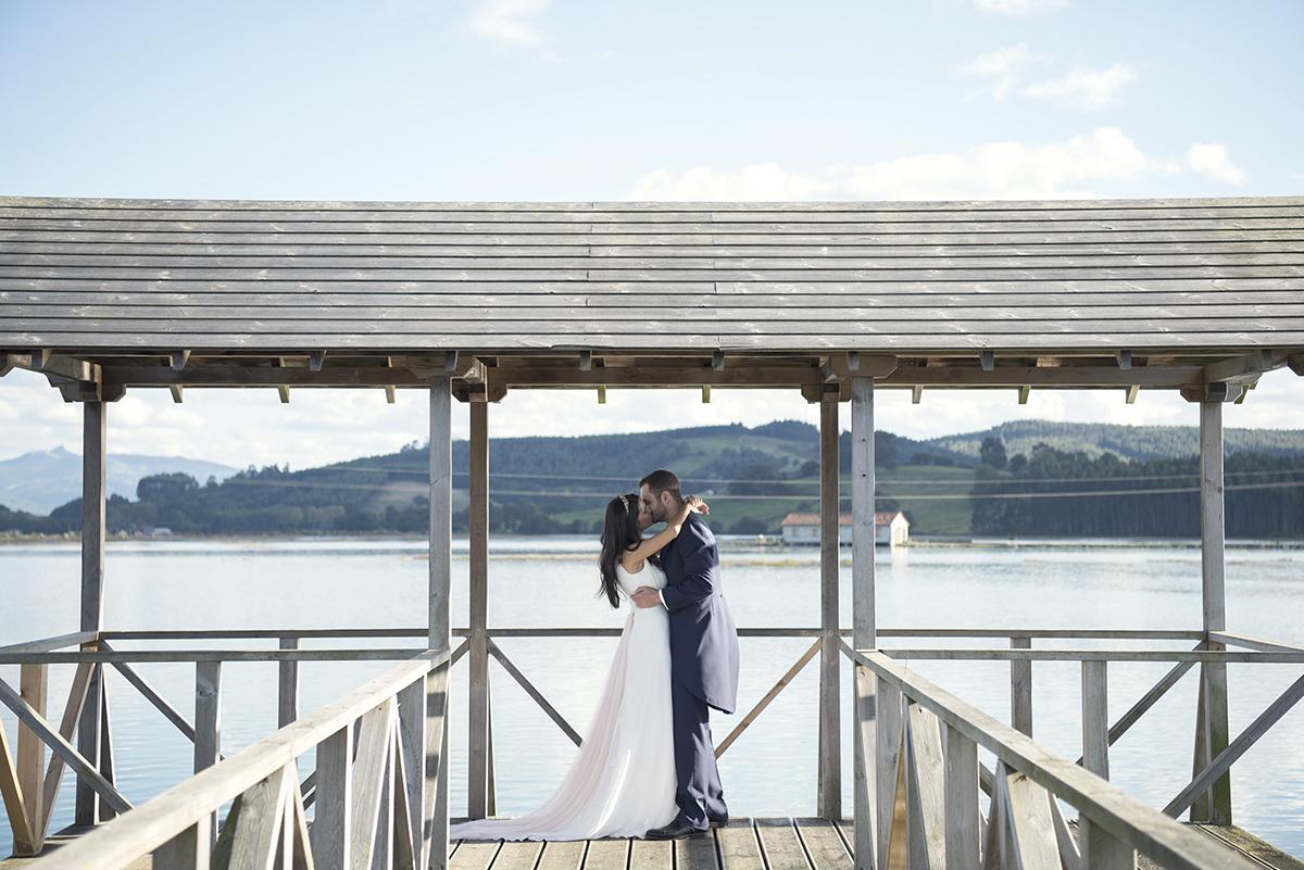 Irene y Jorge se casaron en una boda inspirada en una canción de su...