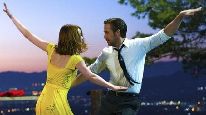 """""""La La Land"""" fotograma."""