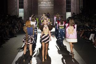 Desfile Dsqaured2 Milan Fashion Week 2016