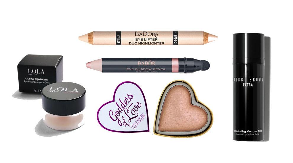 Prebase de párpados de Lola Make up, (10,90 euros); Eye Shadow Pencil...