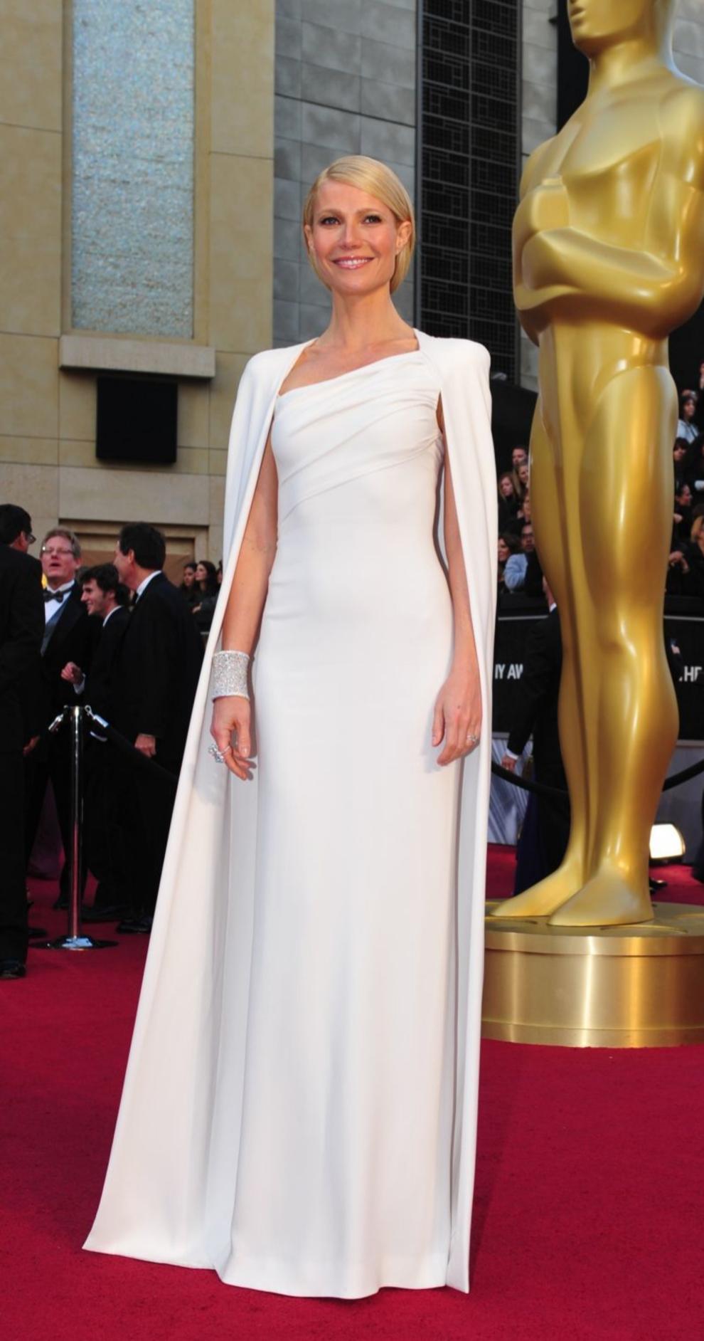 De nuevo, la actriz se convirtió en la mejor vestida de los premios...