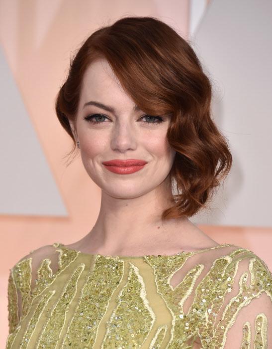 Emma Stone, Premios Oscar 2015