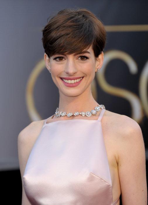 Anne Hathaway, Premios Oscar 2013