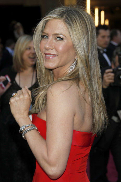 Jennifer Aniston, Premios Oscar 2013