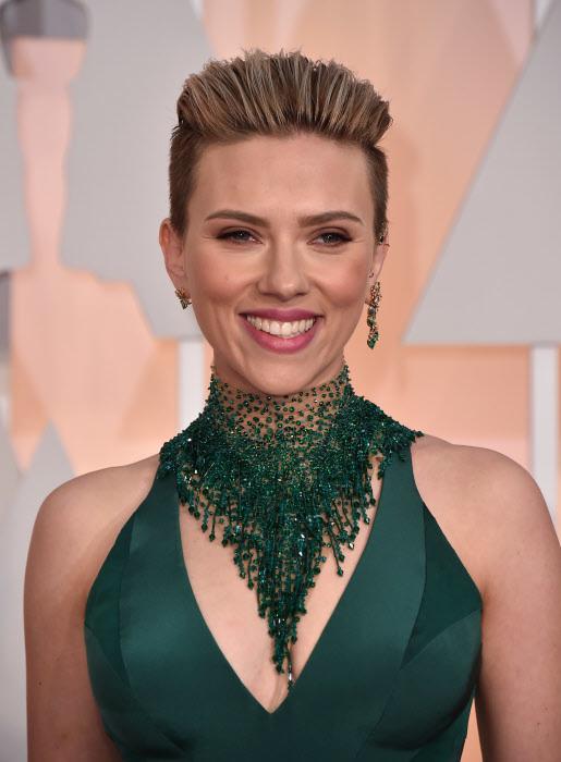 Scarlett Johansson, Premios Oscar 2017