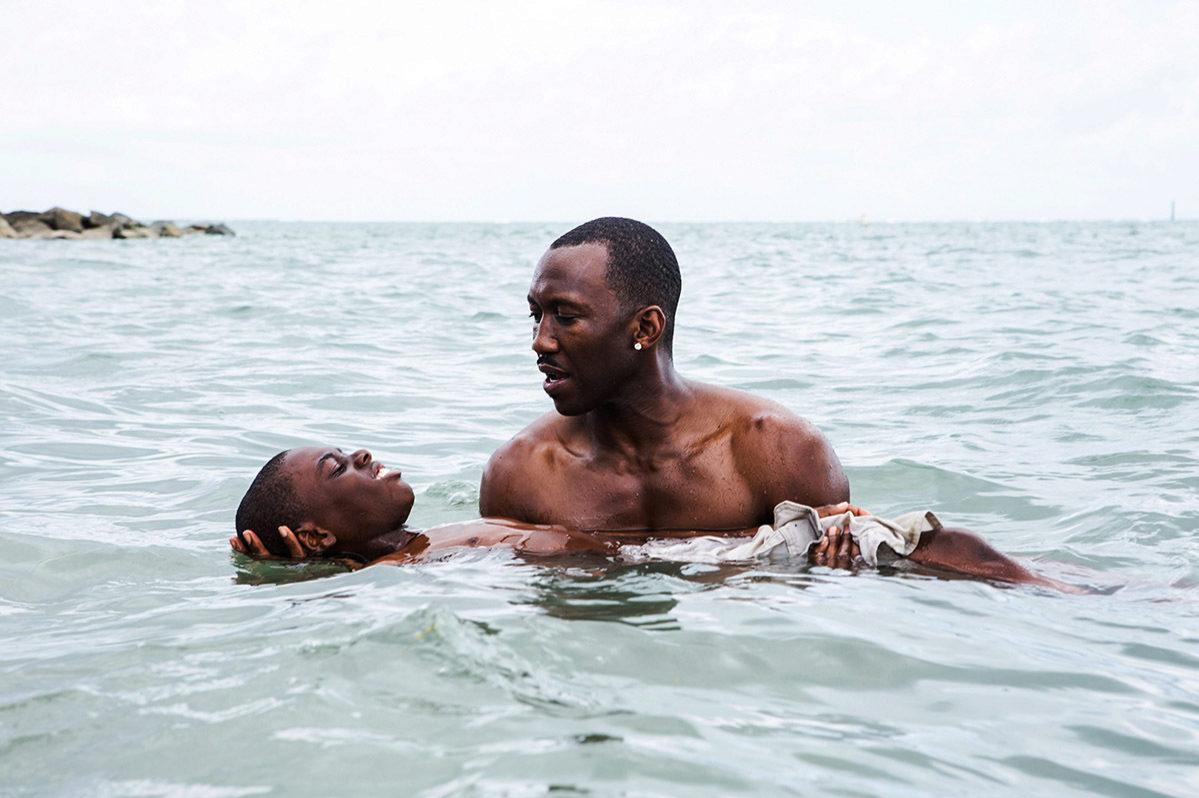 """Fotograma de la película """"Moonlight"""", el drama de Barry Jenkins con..."""