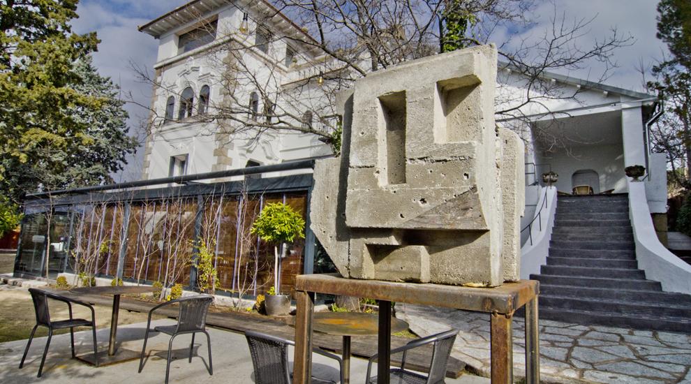 La Torre Box-Art Hotel en Collado Mediano donde tendrá lugar el...