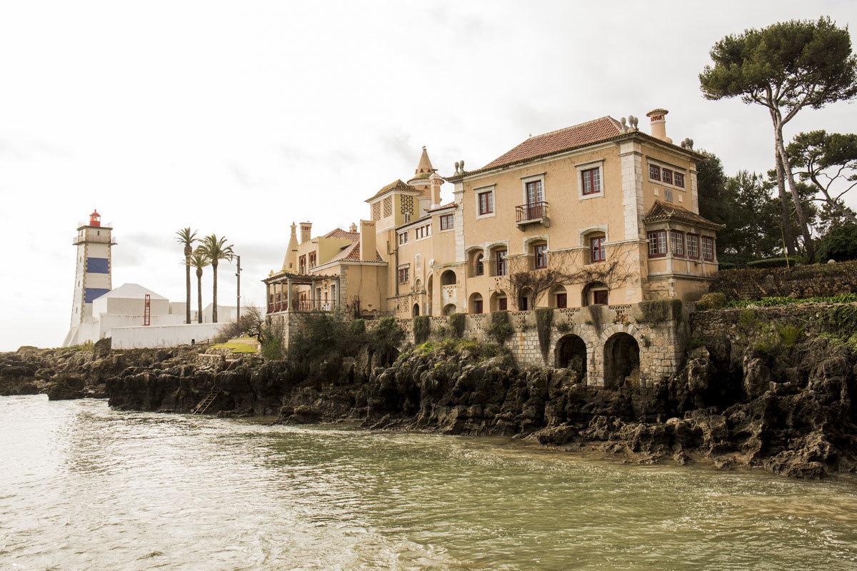 Casa de Santa María.