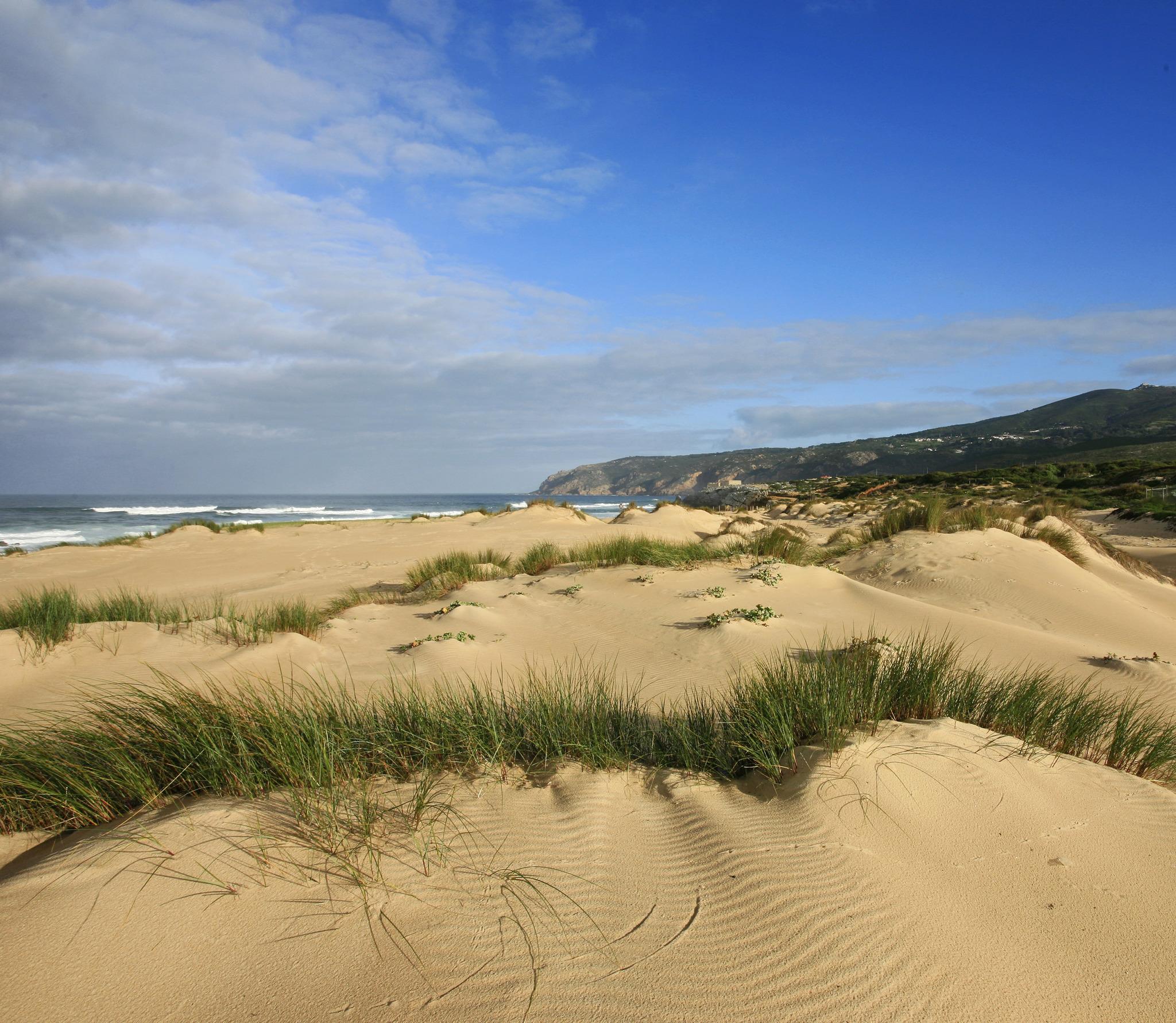 Playa de Guinxo.