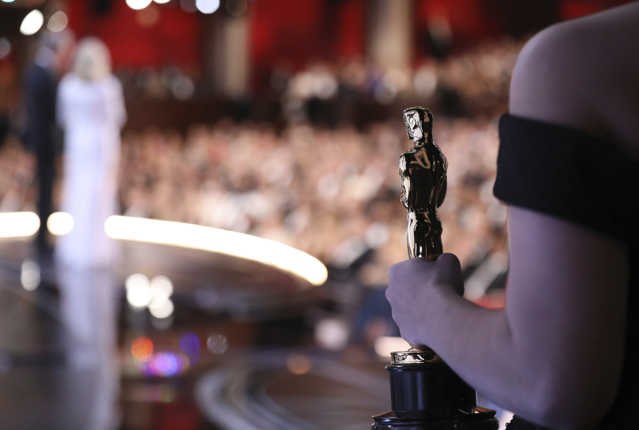 El Oscar dedicado a la Mejor Película, Warren Beatty y Faye Dunaway...