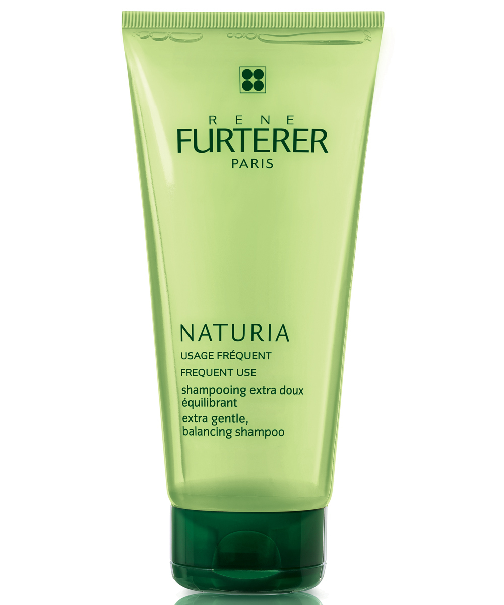 Champú extra suave Naturia de René Furterer (15,10 euros).