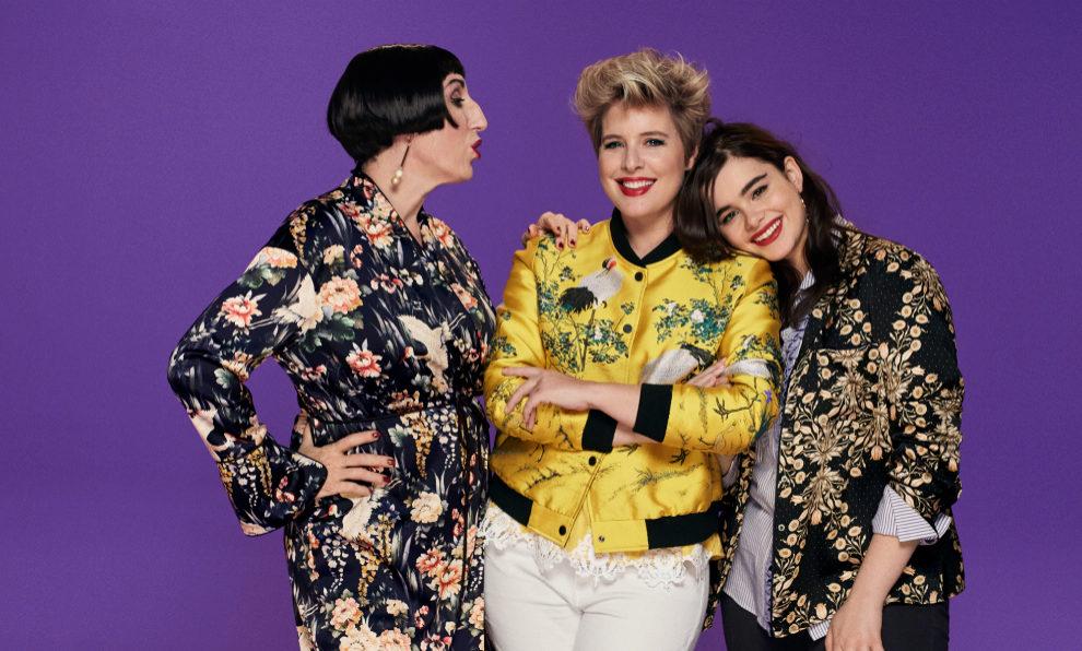 Rossy de Palma, Tania Llasera y Barbie Ferreira son las embajadoras de...