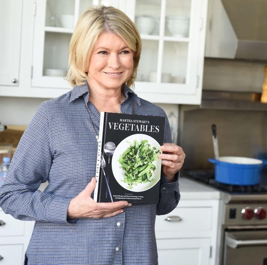 Martha Stewart puede presumir, a pesar de las polémicas en las que se...