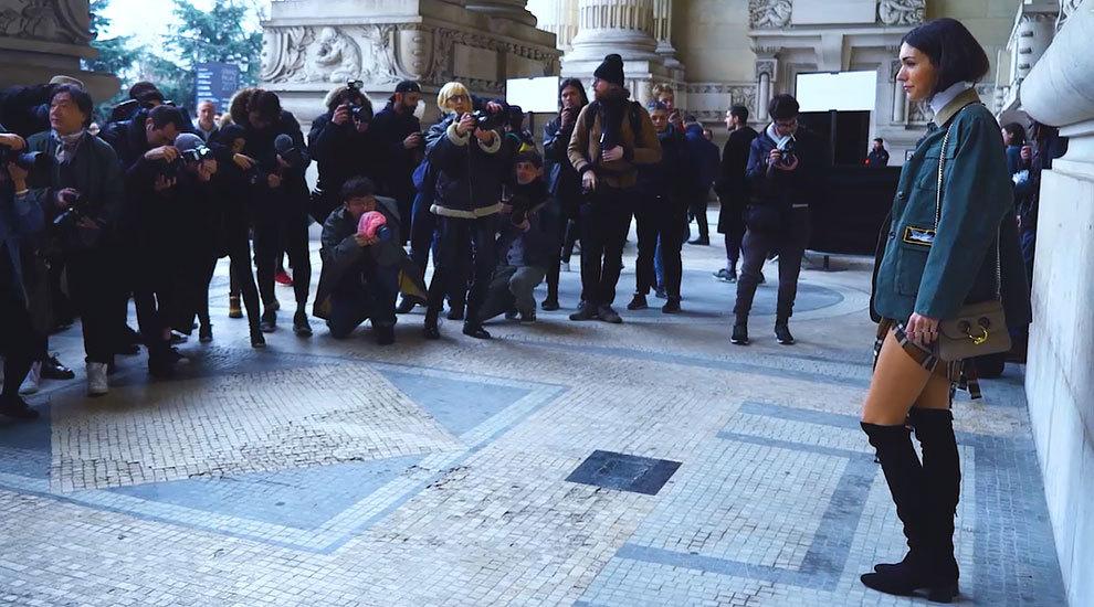 El fenómeno del street style en París