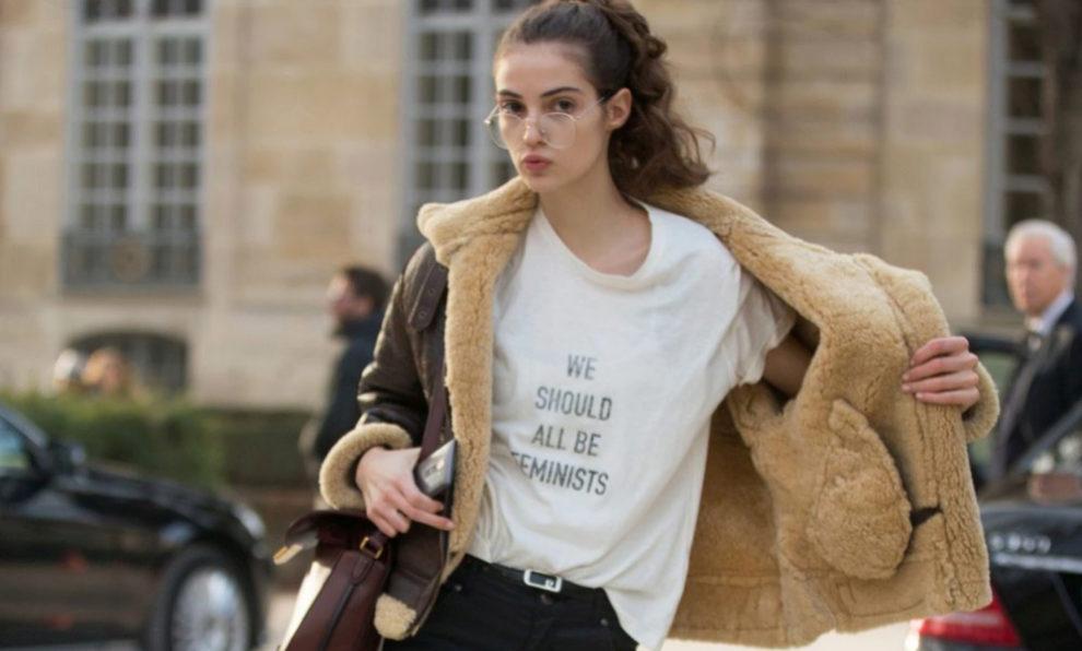 La camiseta de Dior ha tenido un gran impacto mediático.