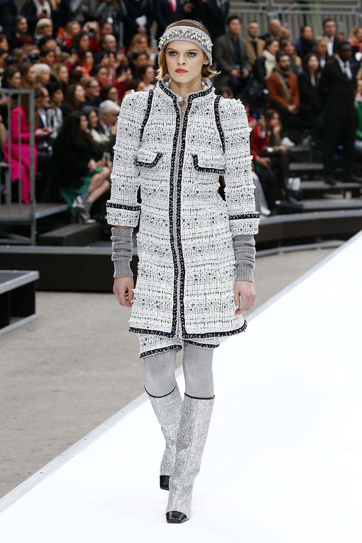 Chanel Otoño Invierno 2017/2018