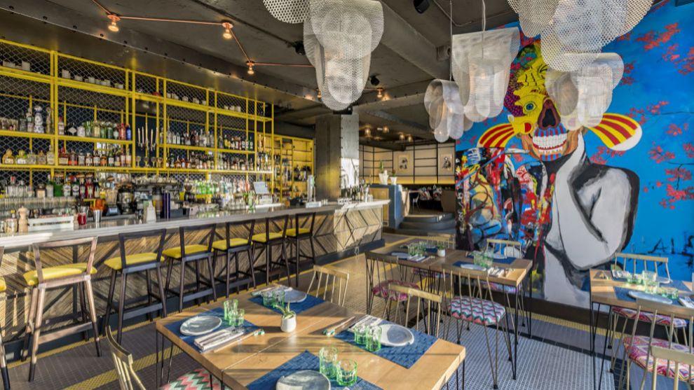 ¿Dónde comer en Madrid?: Peyote San: No sé lo que como... pero me gusta este restaurante