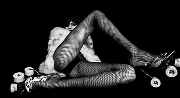 Campaña publicitaria de Yves Saint Laurent.