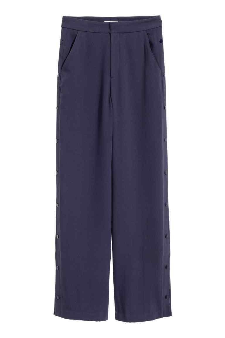 Pantalón chandalero. De H&M (29,99 euros).