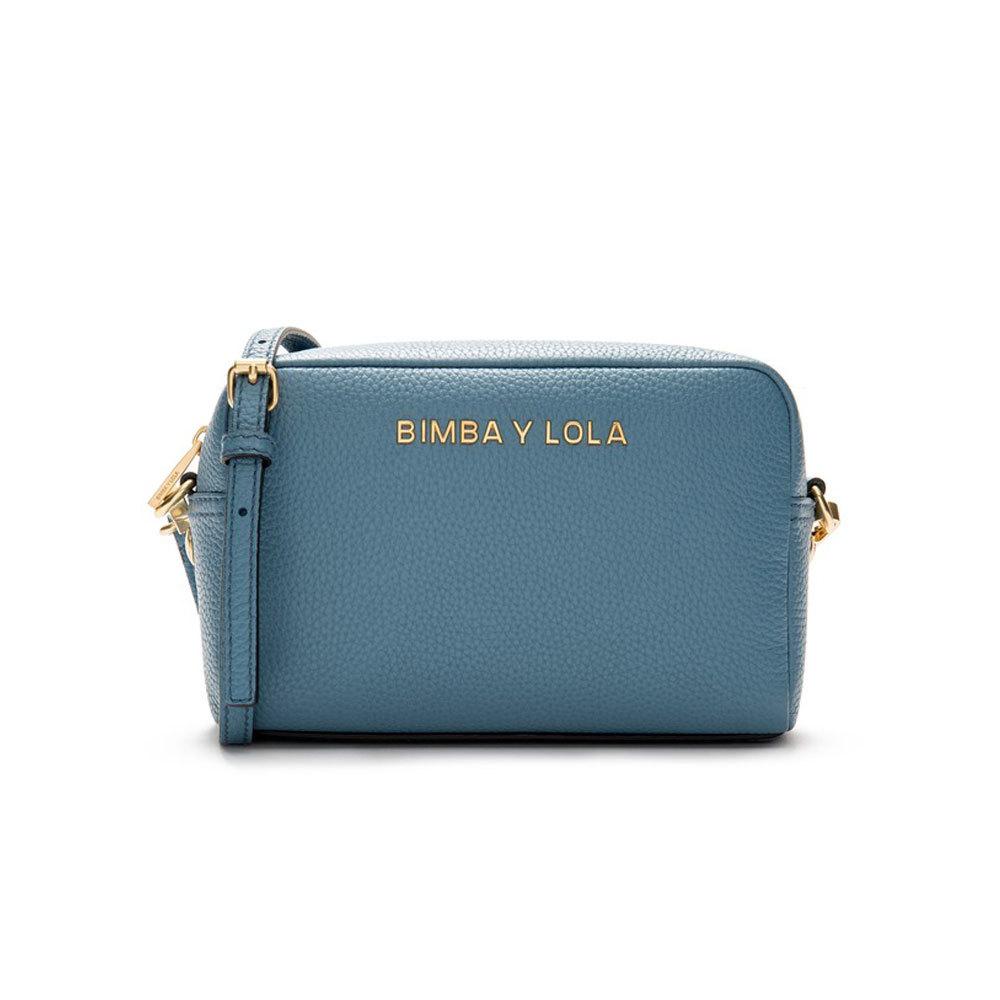 6c3af9d2764c4 Bolso bandolera en color azul