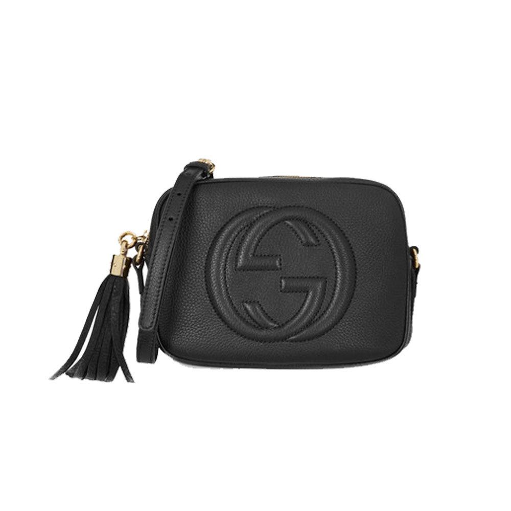 488efcc2d Bandolera en color negro, de Gucci (790 euros). | 50 bolsos de...