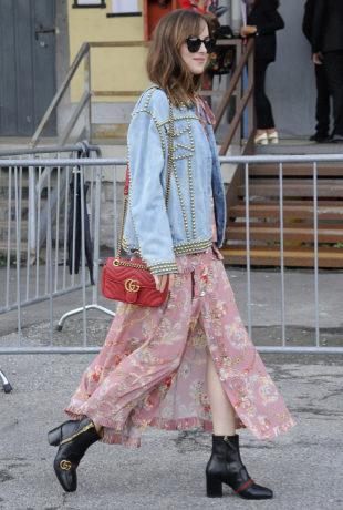 Durante la Semana de la Moda de Milán