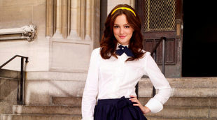 "Leighton Meester interpretaba a Blair Waldorf en ""Gossip Girl""."