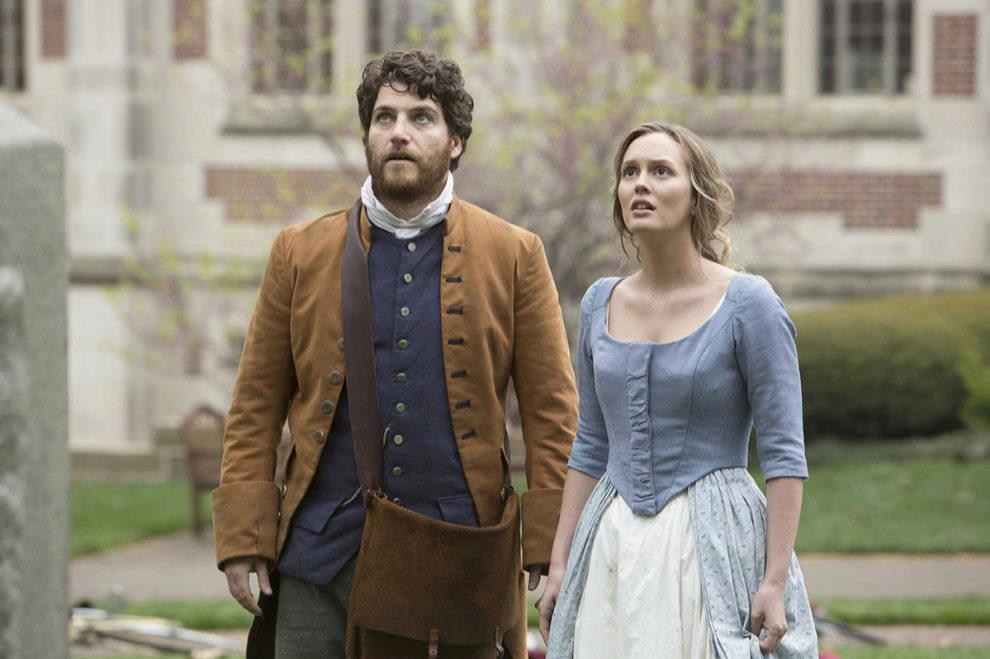 Adam Pally y Leighton Meester, la pareja protagonista de la nueva...