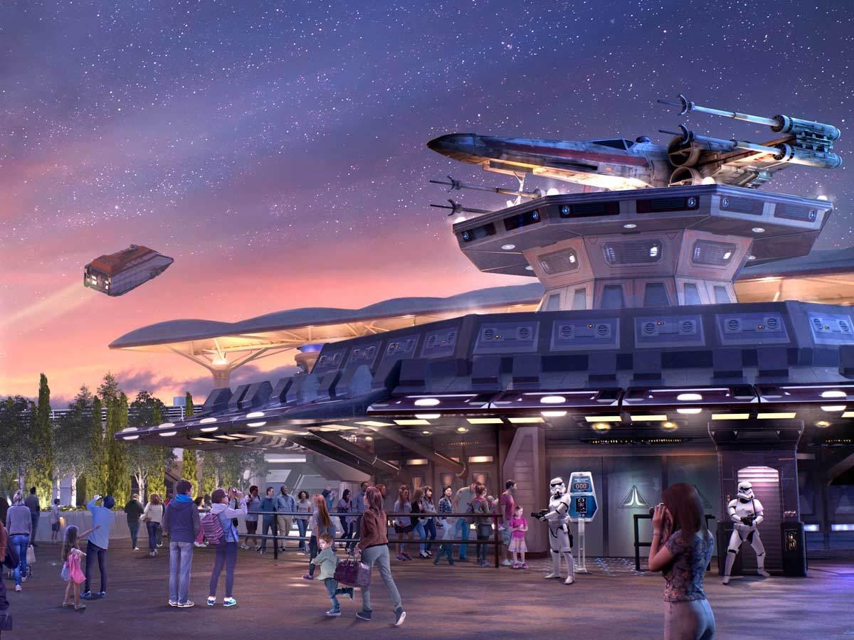 Star Tours: The Adventures continue, nuevo viaje en 3D para explorar...