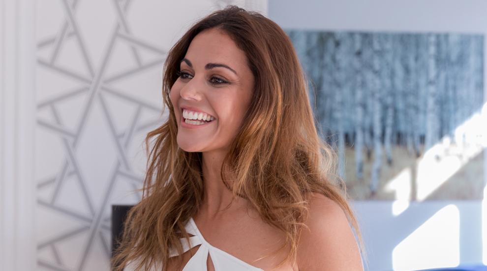 Lara Álvarez es la nueva embajadora de Sesderma.