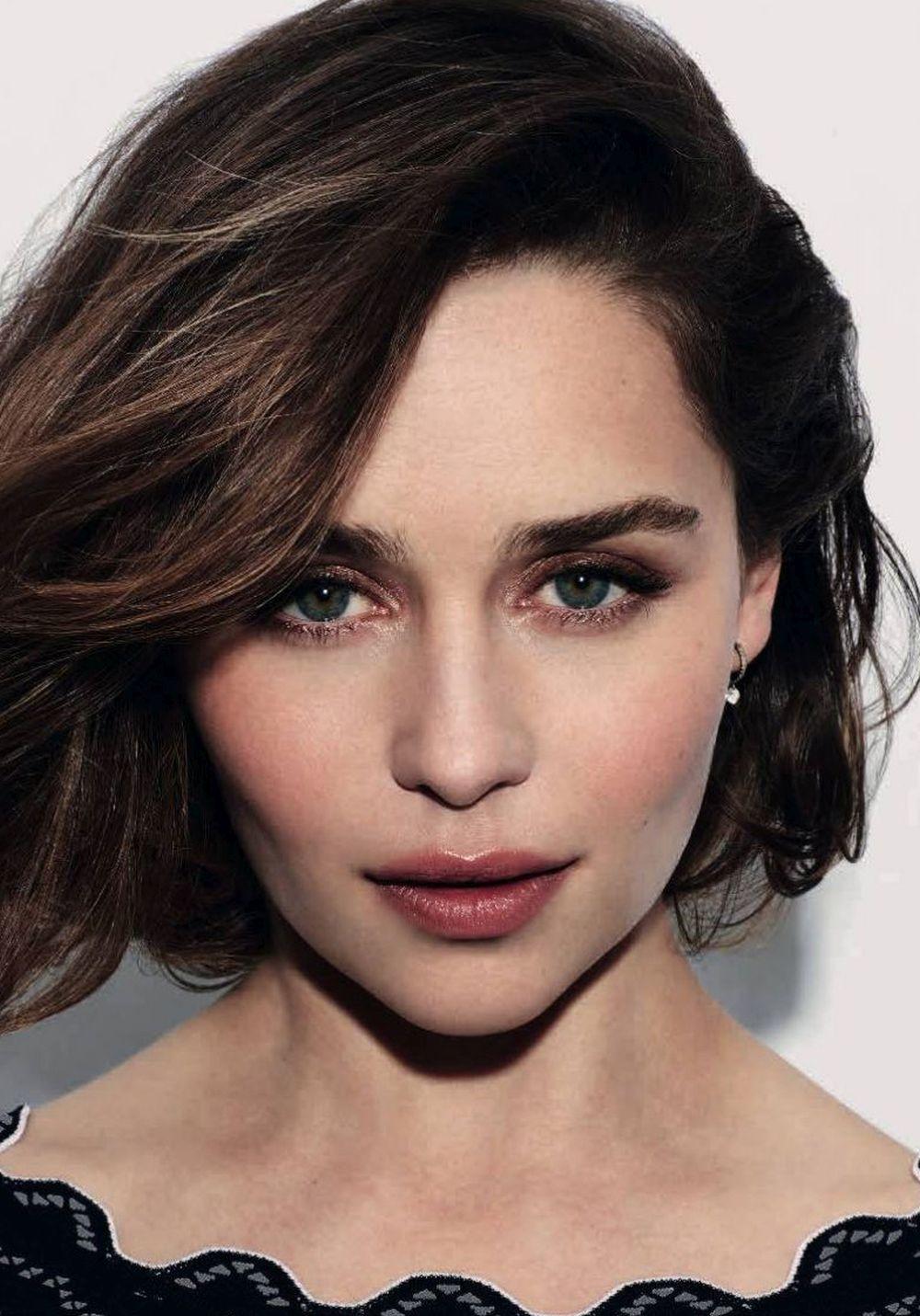 Emilia Clarke será la imagen de Dolce&Gabanna The One