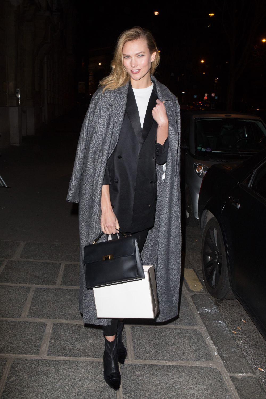 Karlie Kloss inspira nuestro look del día