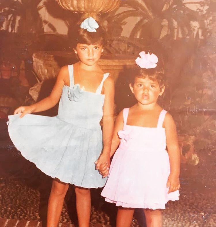 La Felicitacion Anticipada De Penelope Cruz A Su Hermana Monica Telva Com