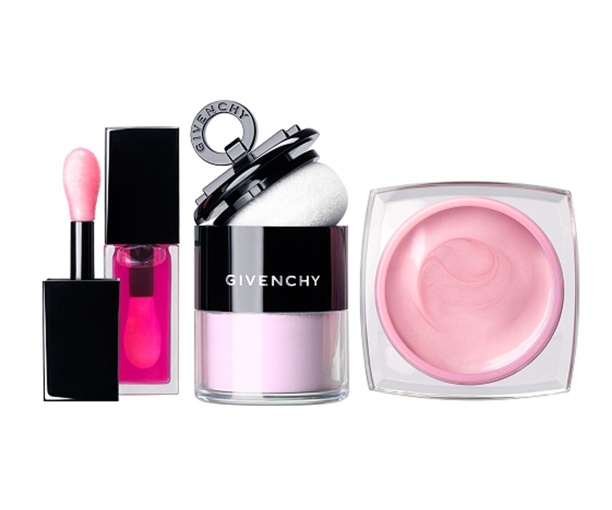 Aceite irresistible para los labios (29,50 euros), polvos Prisme Libre...