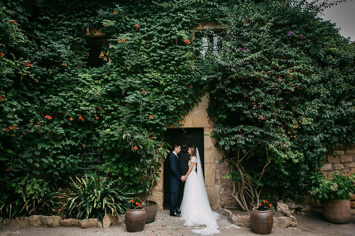 Tanto de las fotos como del vídeo de la boda de Berta y Joan se...