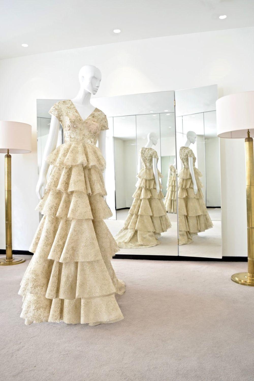 Alvarno reinventa el vestido de Bella