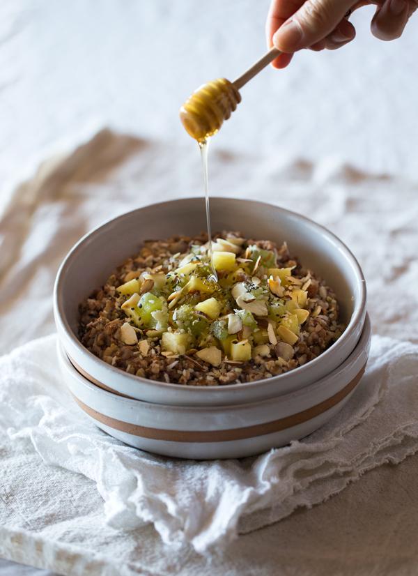 La Dieta De La Avena El Porridge Perfecto Telva Com