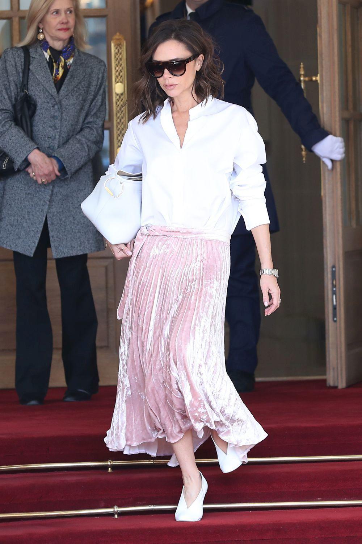 Victoria Beckham inspira nuestro look del día