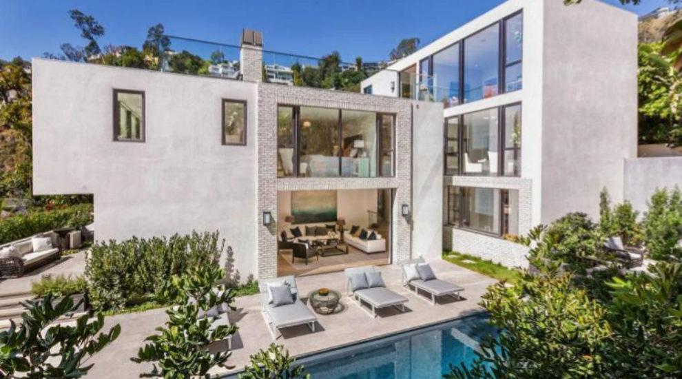 La mansión de Kendall Jenner en Hollywood Hills.