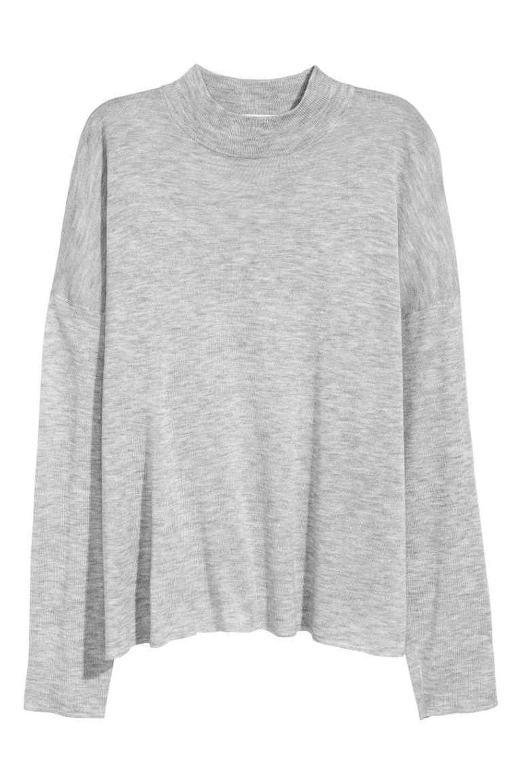 Jersey de punto fino. De H&M (14,99 euros).