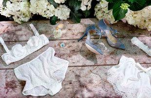 La ropa interior de novia se adapta las nuevas tendencias para que...