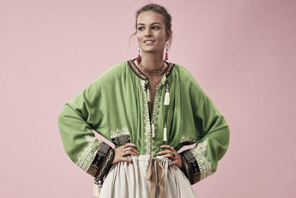Este año los aires étnicos marroquíes se apoderan de los...