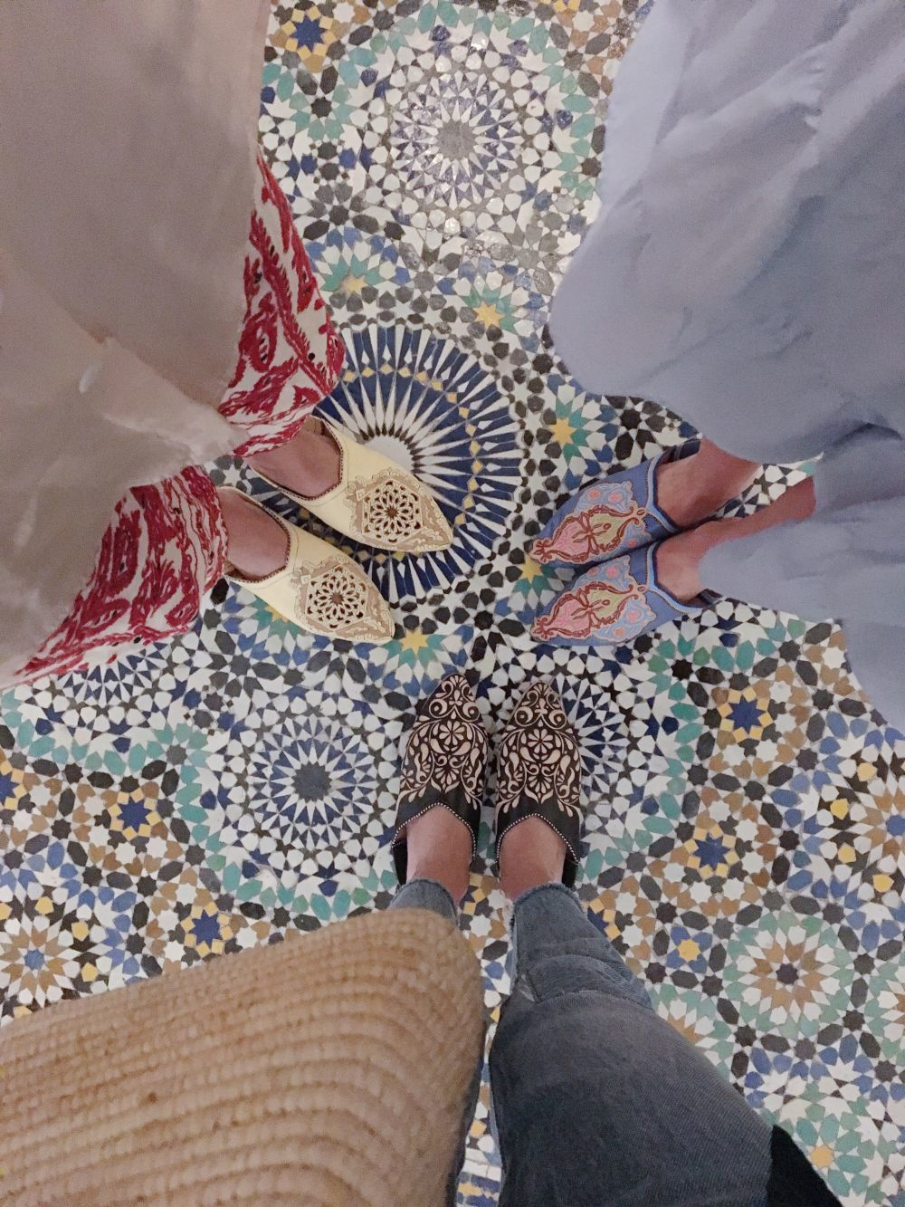Babuchas Marrakech.