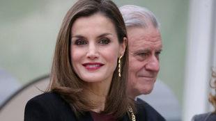 La Reina Doña Letizia nos tiene enamorados de su estilo, siempre...