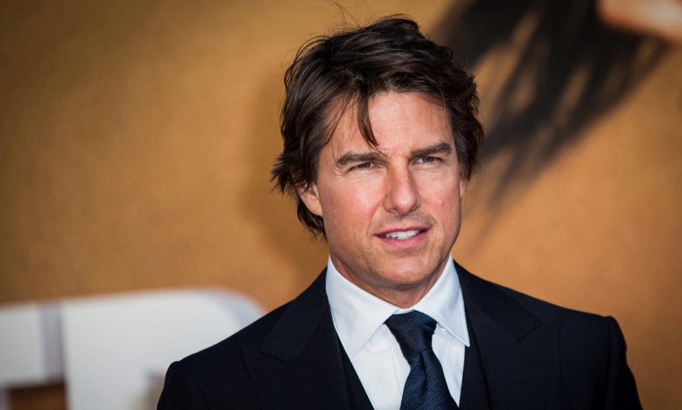 """Tom Cruise, en la premier de la película """"Jack Reacher"""" en octubre de..."""
