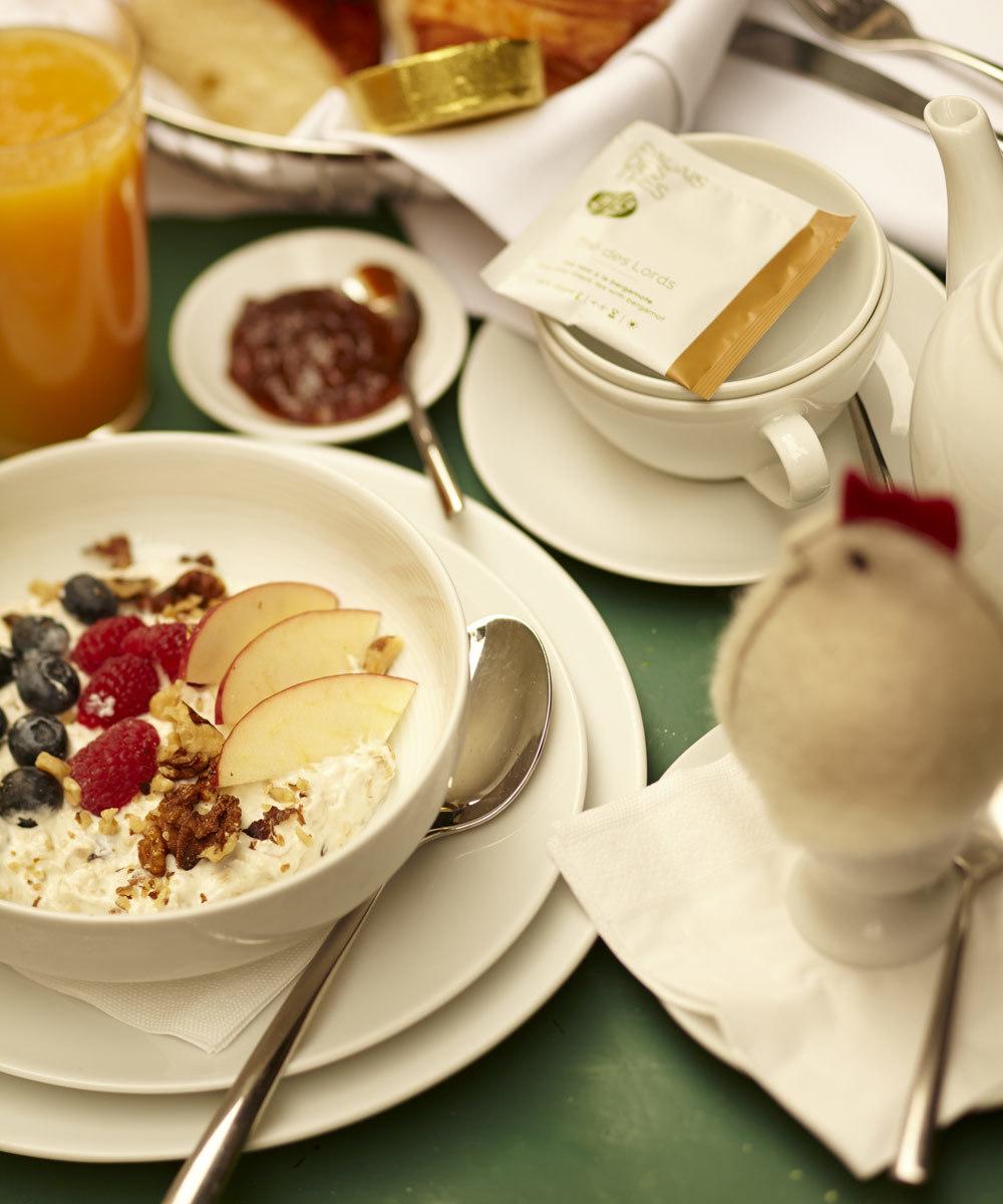 El desayuno es el momento del día en el que nos podemos permitir...